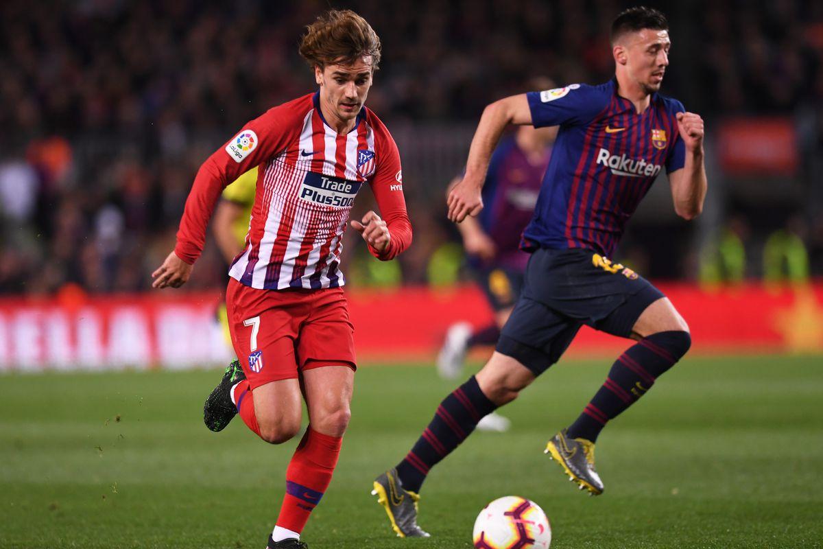 Barcelona prioritize Neymar and Griezmann signings over De Ligt, left-back