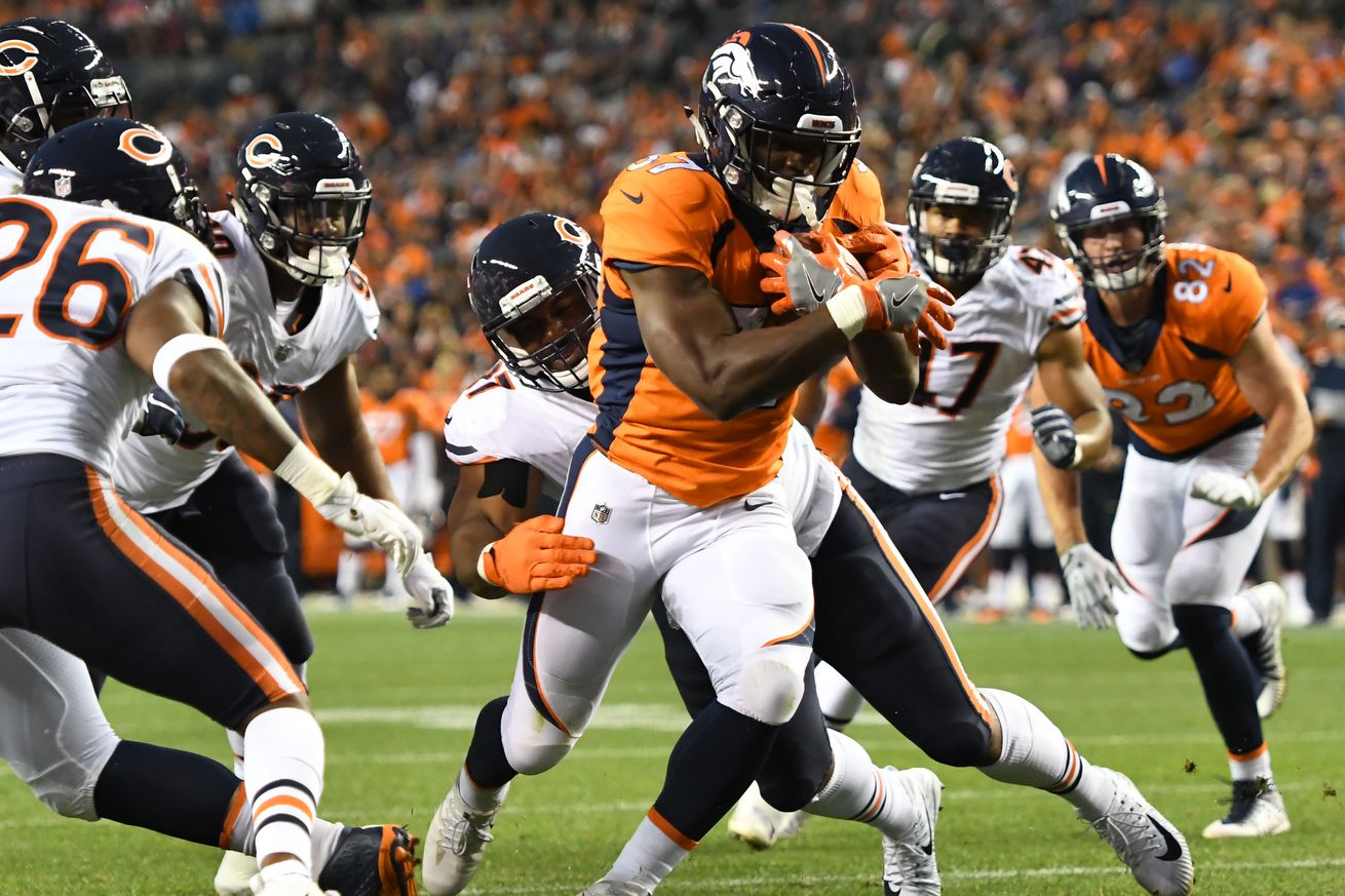 What will it take from the Broncos' offense to stand up to this Bears' defense?