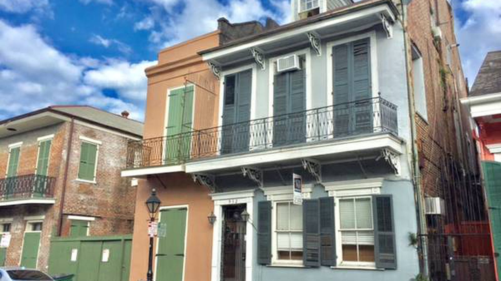 New Orleans rent comparison: Bourbon Street apartments ...