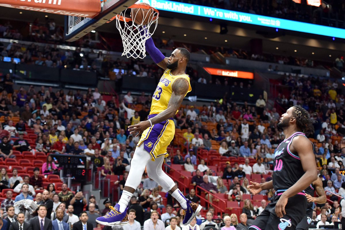 Fear the Roundtable: Talking LeBron James' return to ...