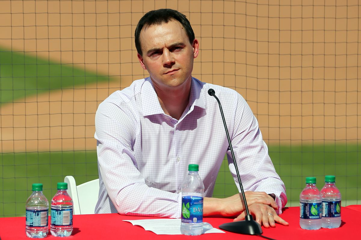 MLB: MAR 02 Spring Training - Bryce Harper Press Conference