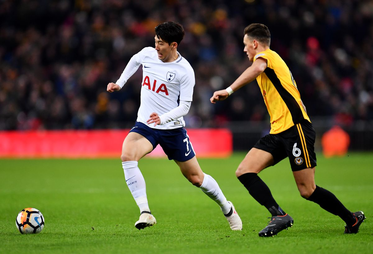 Tottenham Hotspur v Newport County - The Emirates FA Cup Fourth Round Replay
