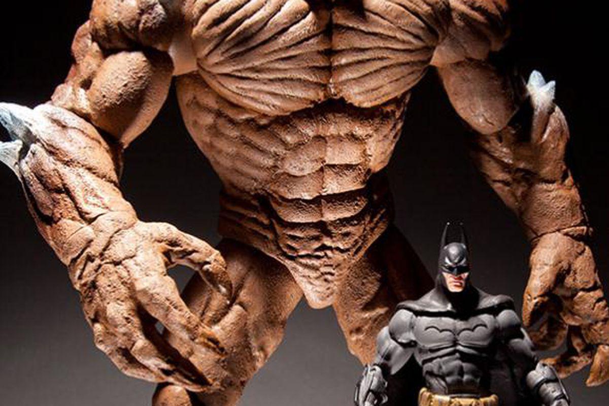 Clayface S3 Select Sculpt Figure DC SuperHeroes Mattel  |Clayface Action Figure