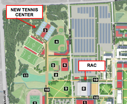 Rutgers Facilities Plan Redux: random thoughts while we shoot at the ...