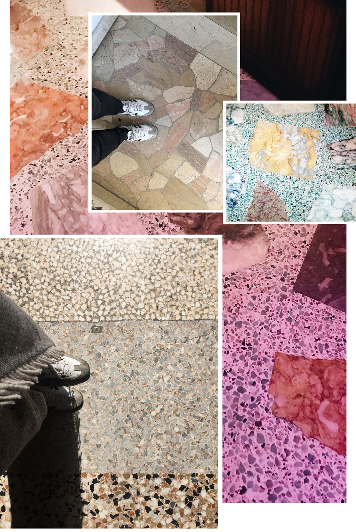 What is terrazzo flooring? - Curbed