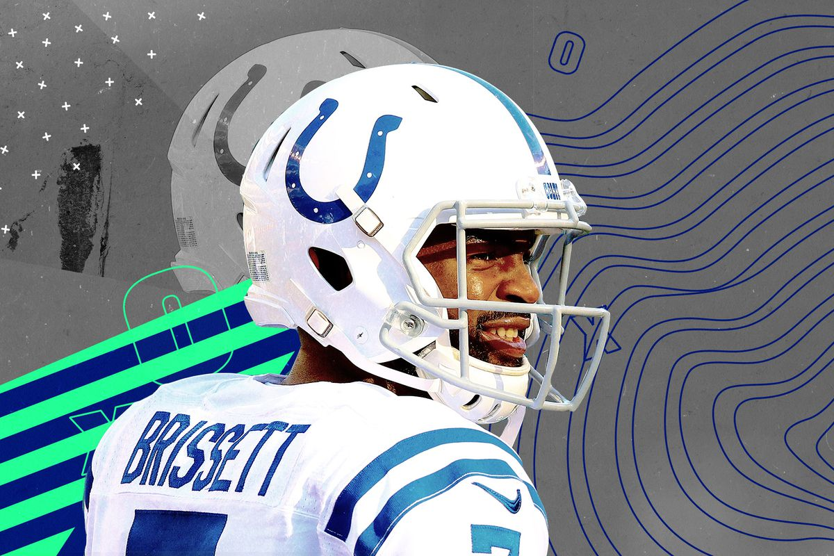 online store 869a6 72c01 What should the Colts actually expect from Jacoby Brissett ...