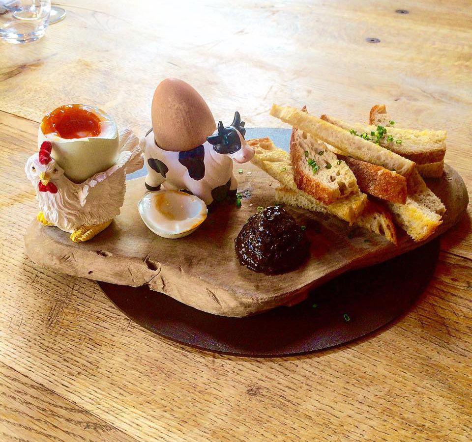 Nutbourne 10 Best Restaurants in Battersea