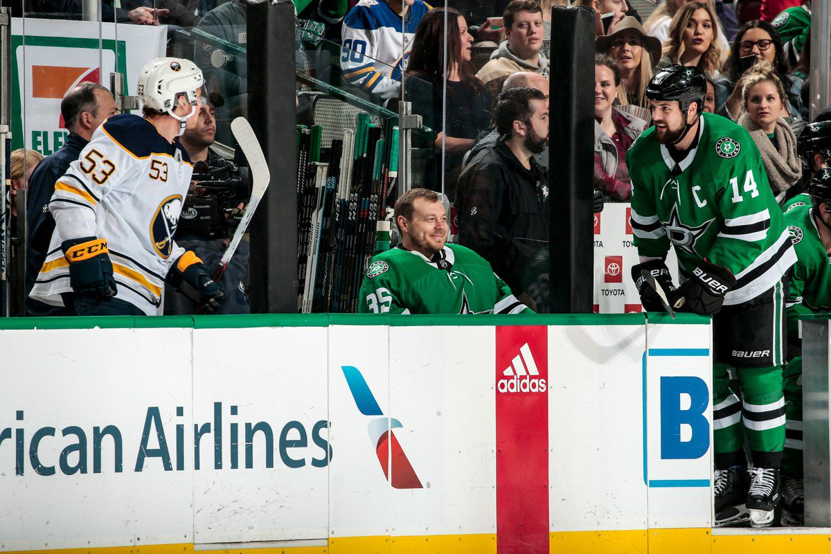 135a5eb49 Dallas Stars Daily Links  The Art of Chirping - Defending Big D
