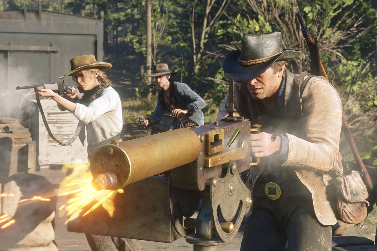 Red Dead Redemption 2 Online 7 Things To Know About The Beta