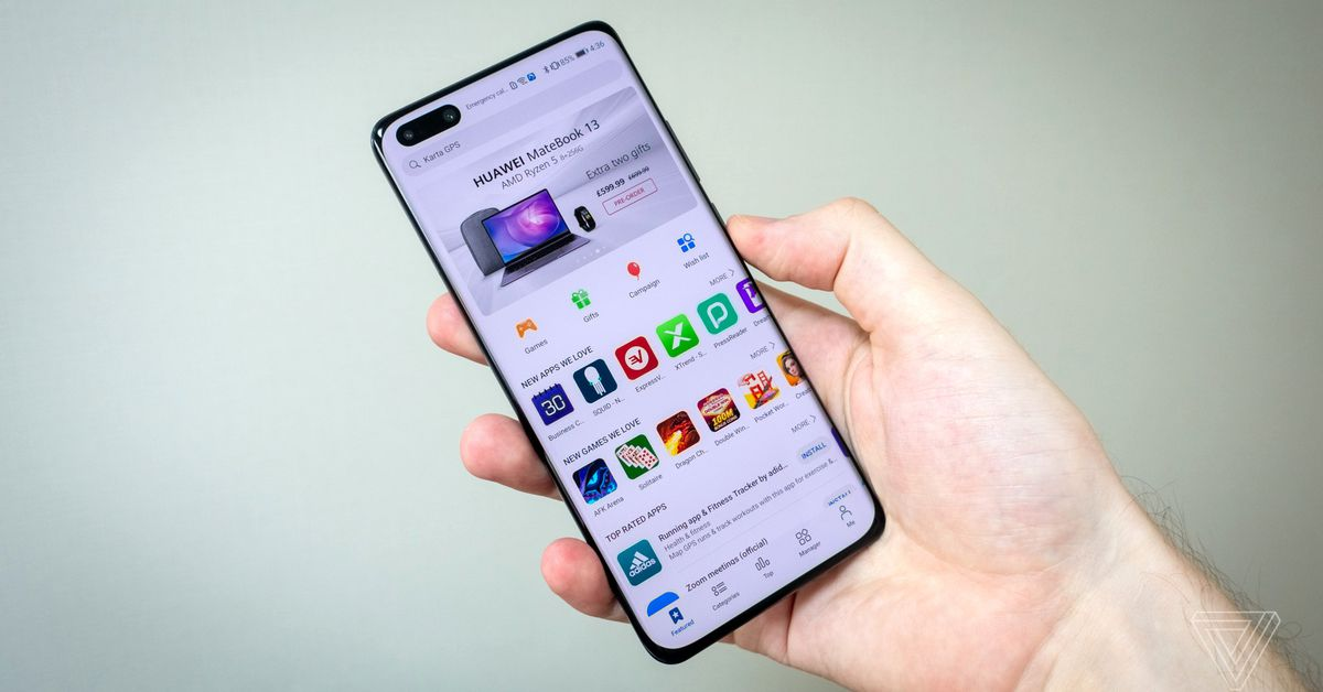 Huawei P40 Pro review: there's a catch - The Verge
