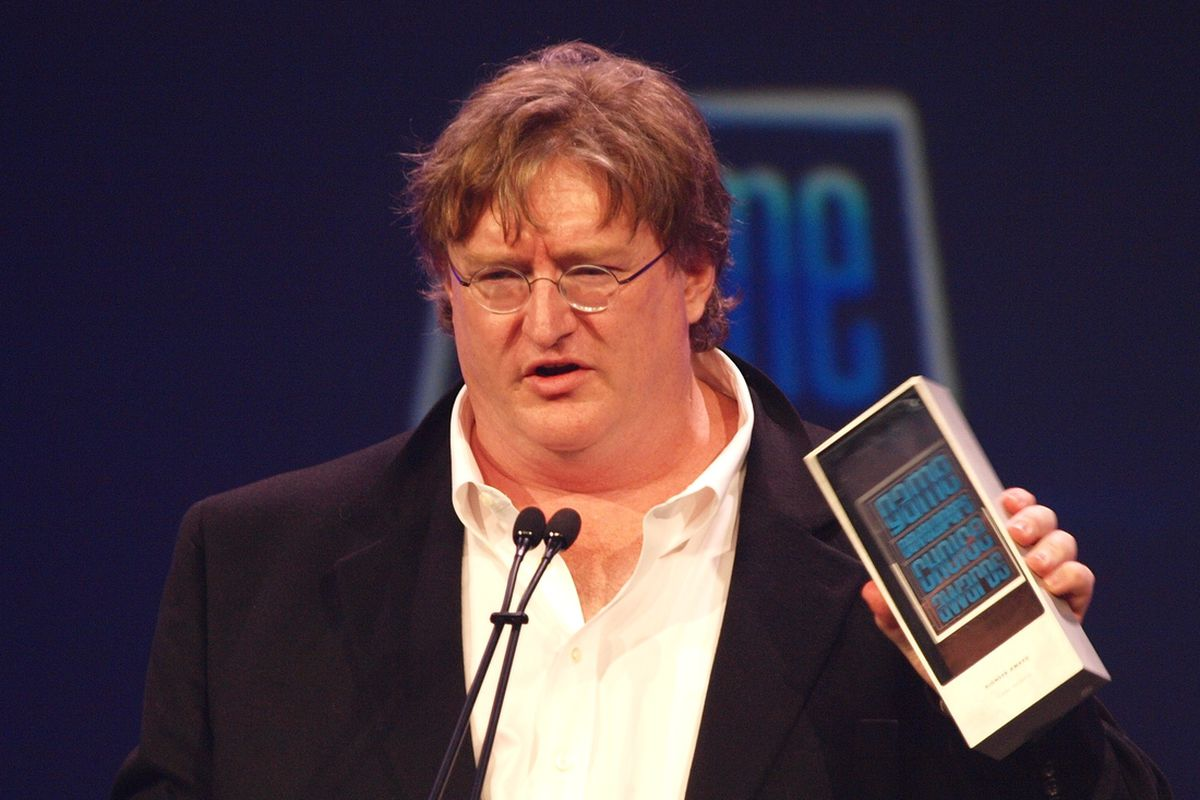 Valve's Gabe Newell to be indu...