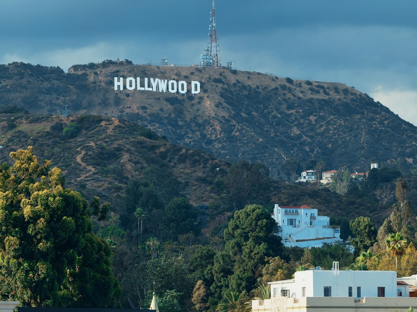 Friends Of Griffith Park Wants To Join Legal Battle Over Hollywood Sign Access