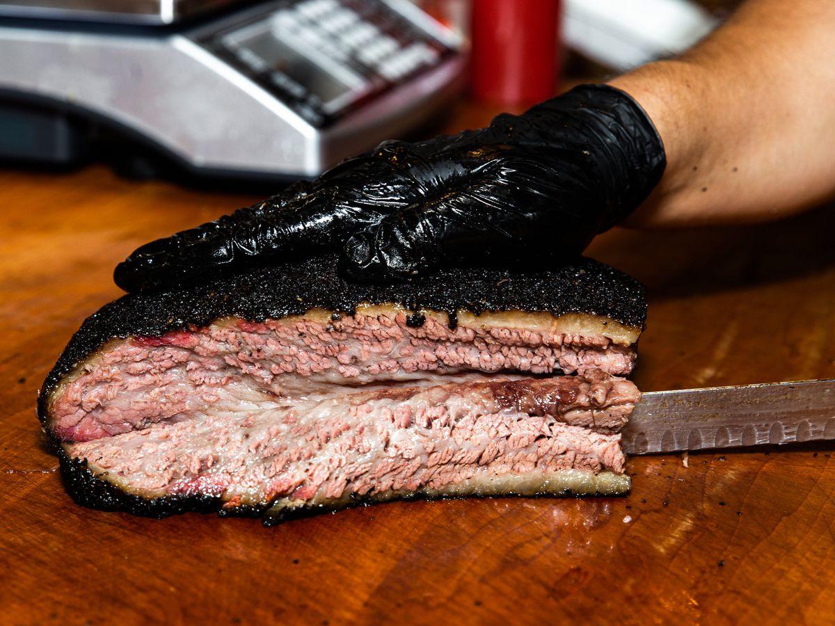 Wagyu brisket from 2Fifty Texas BBQ