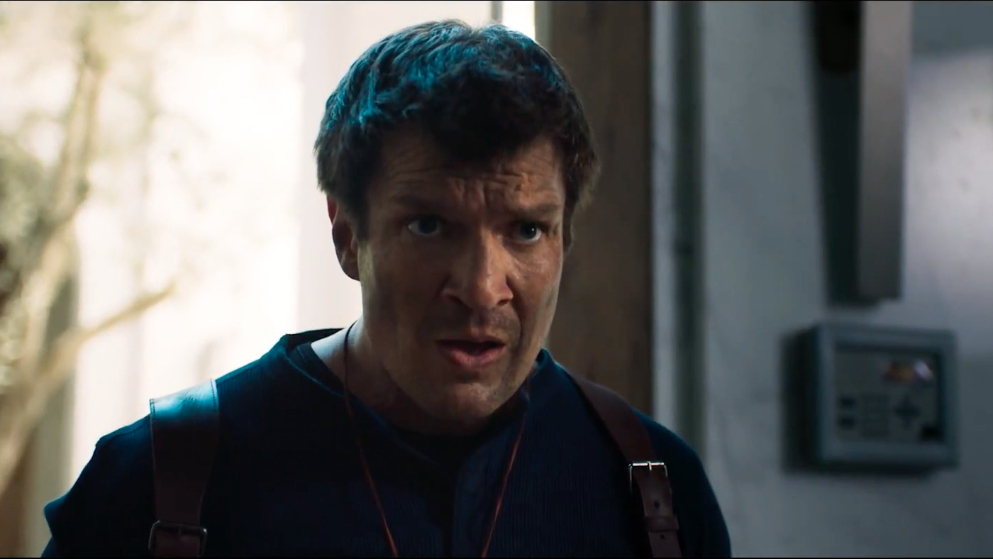 Nathan Fillion Stars As Nathan Drake In What Might Be Film S Only