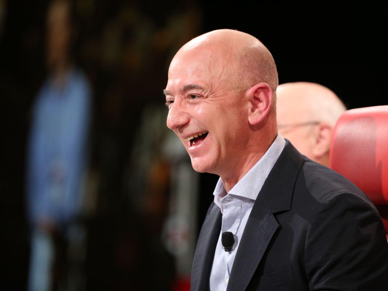 Jeff Bezos says Amazon has more than 100 million Prime members
