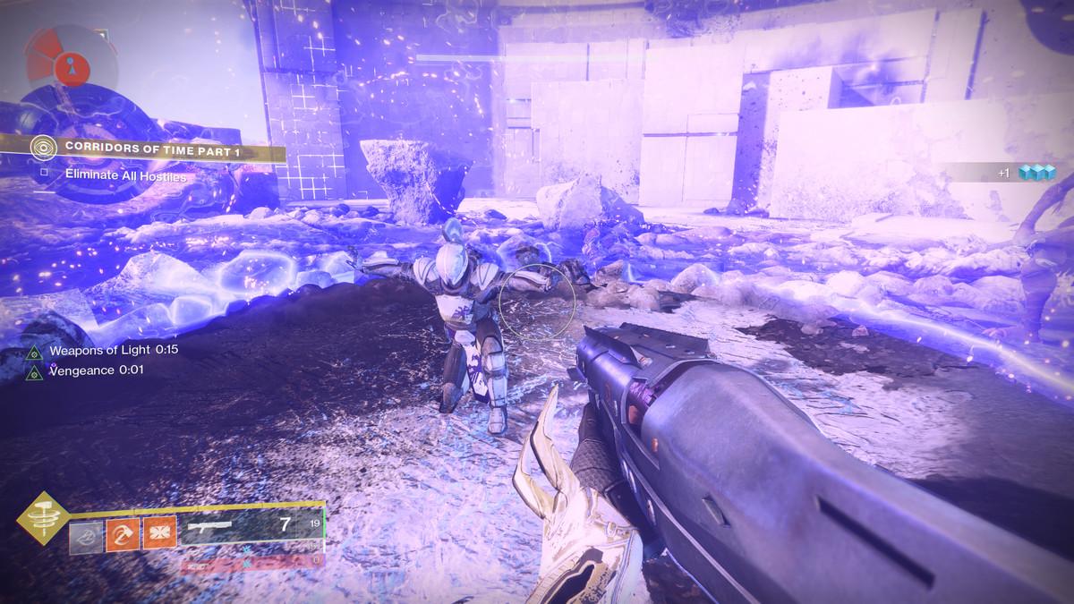 Saint-14 mission in Destiny 2 Season of Dawn