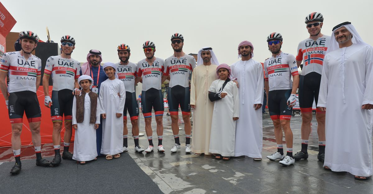 UAE Tour 2019 - Stage Six