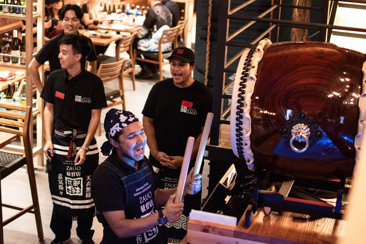 Zauo NYC Japanese restaurant