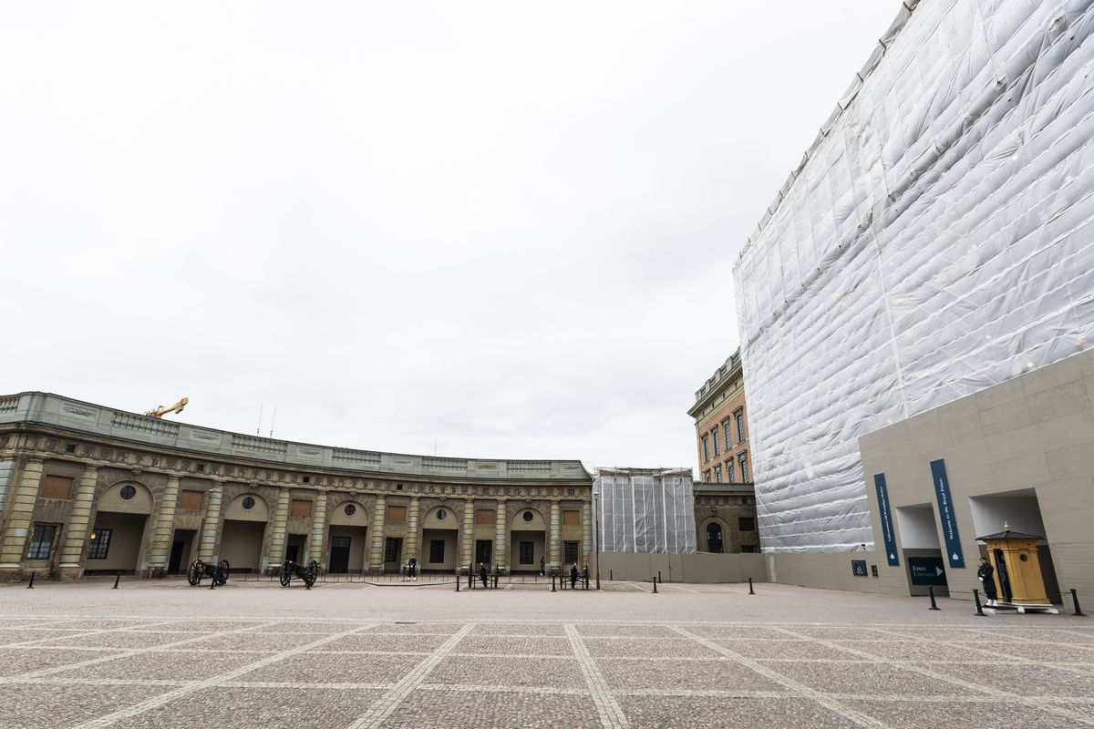 Cultural Industry Suffers Effects Of Coronavirus in Stockholm