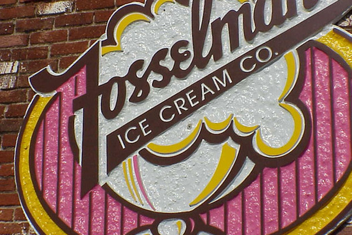 Ice cream time at Fosselman's in Alhambra.