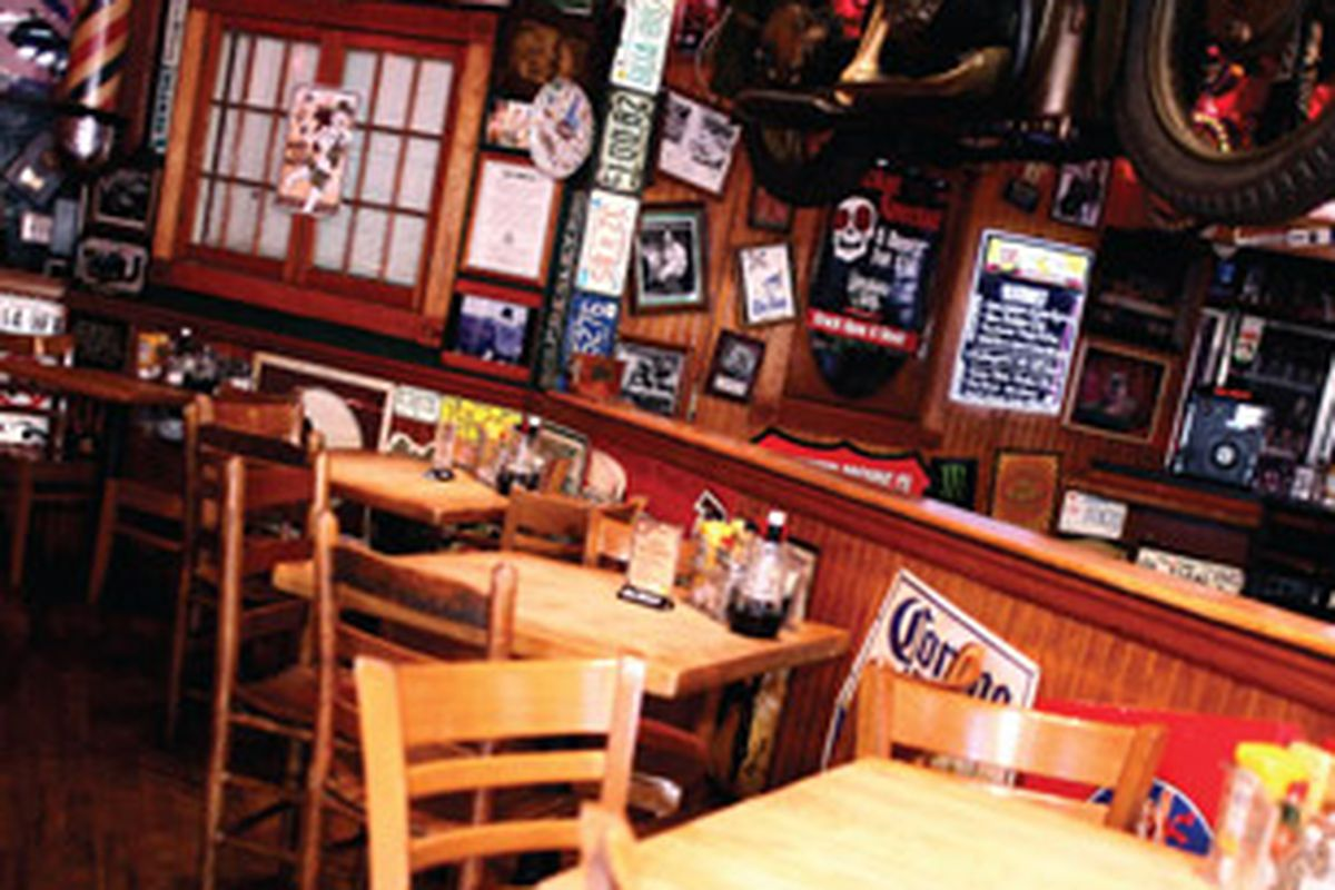 The Vortex Bar and Grill. Photo courtesy of The Vortex.