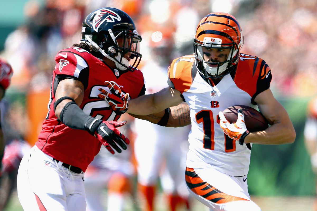 falcons vs bengals announcers channel streaming odds and more