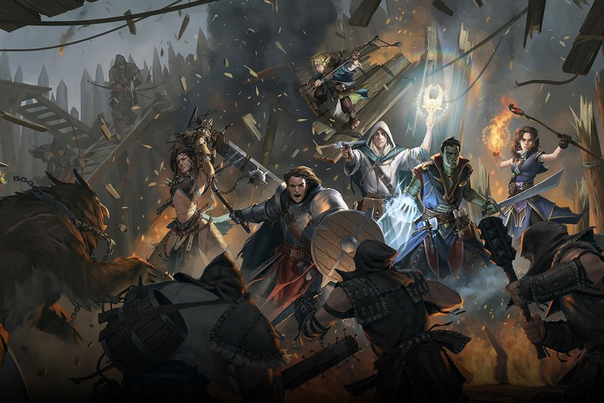 Pathfinder will finally get its own isometric RPG thanks to