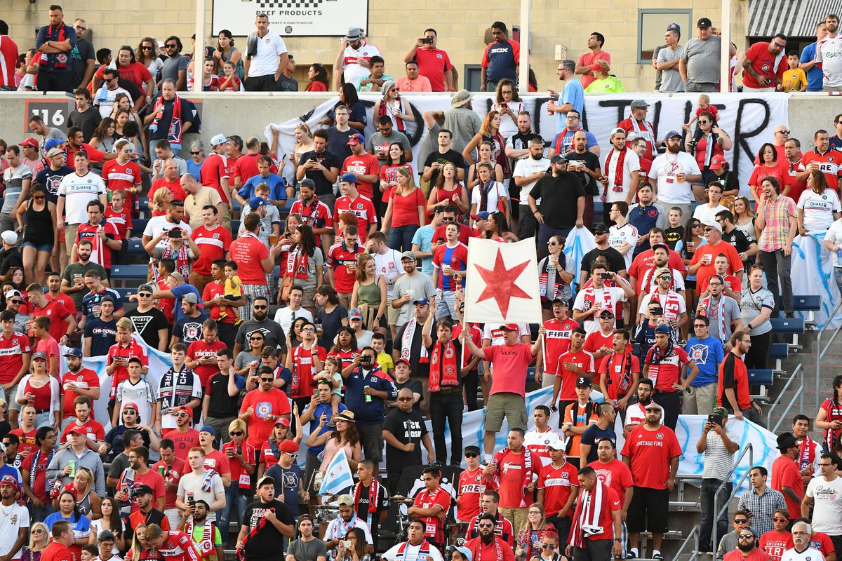 MLS: Toronto FC at Chicago Fire