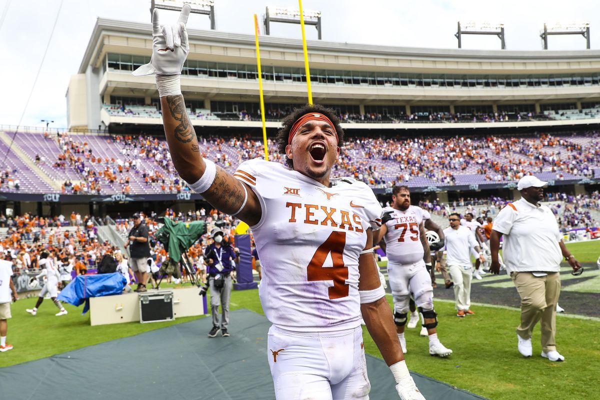 NCAA Football: Texas at Texas Christian