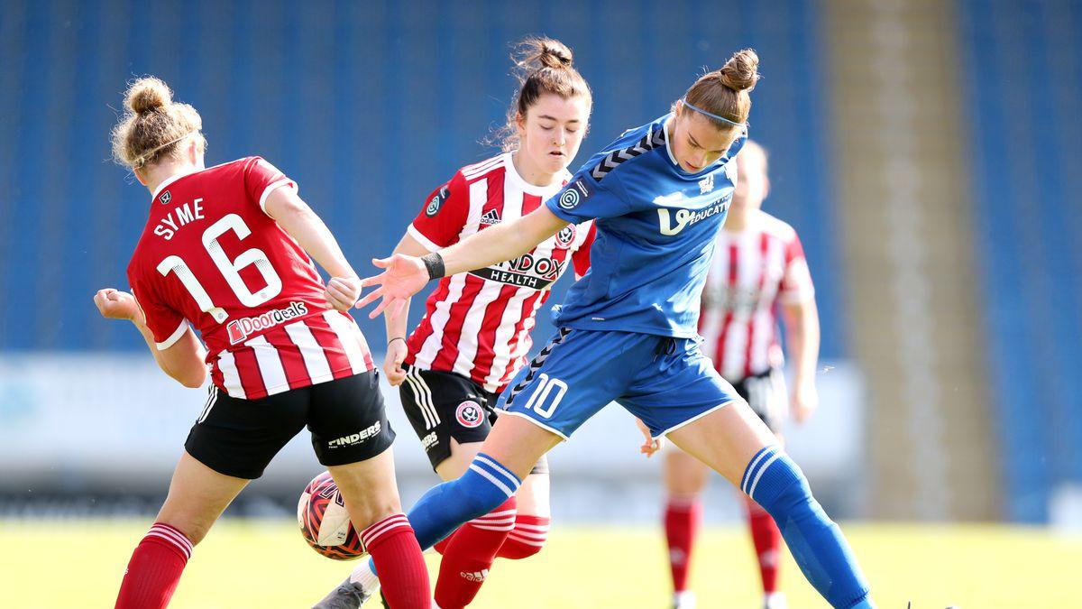 Sheffield United Women v Durham Women - Barclays FA Women's Championship