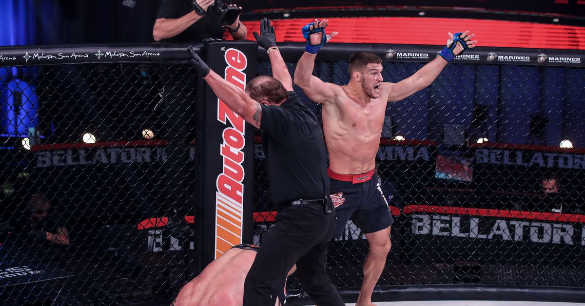 Bellator 244 produces lowest ratings of the year for the promotion
