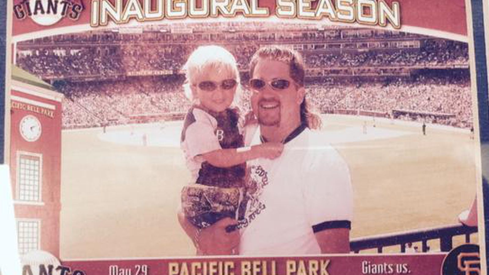 Guy Fieri had a transcendent, unbleached mullet in 2000