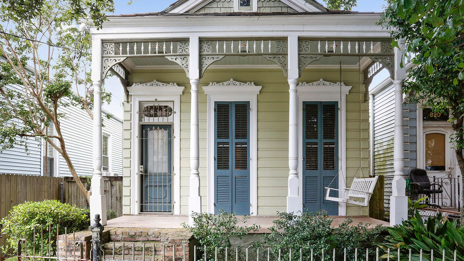 For 477 5k you can buy this charming eastlake shotgun - Can you buy an apartment ...