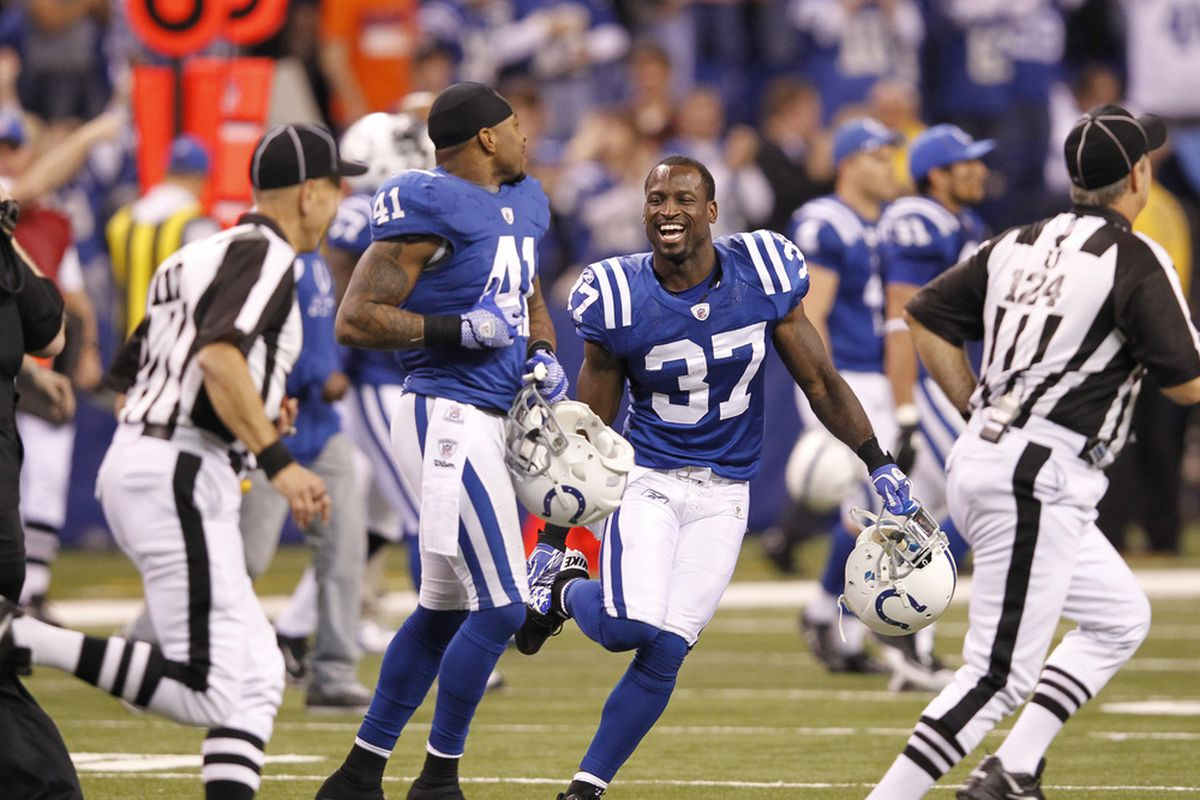 Remember 2011?  The Colts were the worst team in the league and still beat the Texans in Indy.