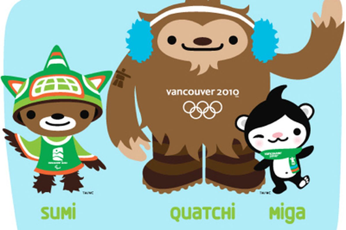 Canada's rumored top line-- Sumi the playmaker, Quatchi the power forward, Miga the sniper. Should be a force to be reckoned with.