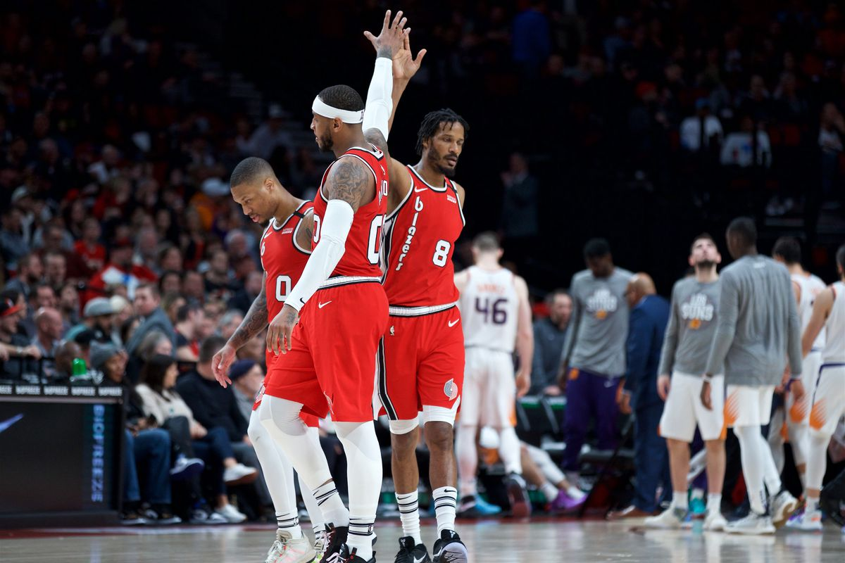 Portland Trail Blazers Trail Blazers Well-Suited for Orlando Isolation - Blazer's Edge