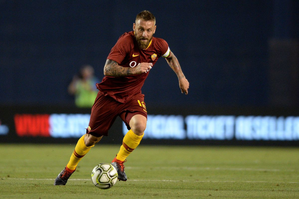 Soccer: International Champions Cup-AS Roma at Tottenham Hotspur