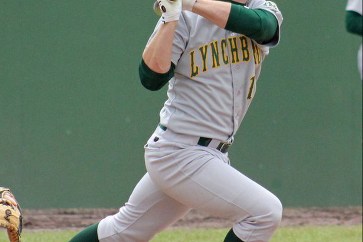 Todd Cunningham will look to stay healthy and improve with the bat in 2012.