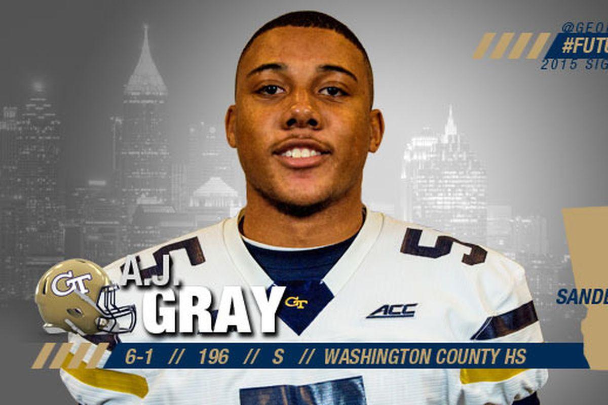 A.J. Gray