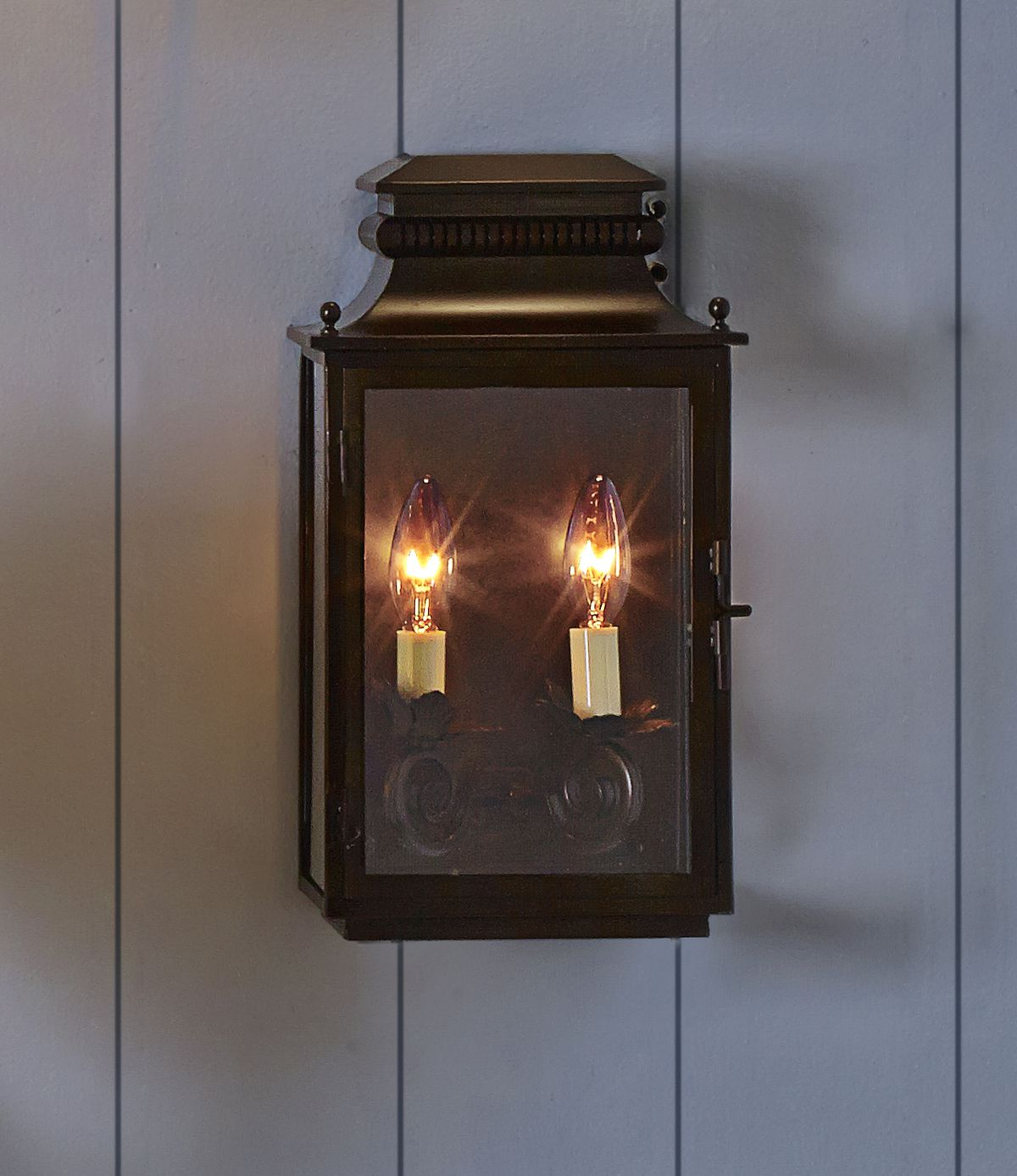 Federal Style Outdoor Sconce