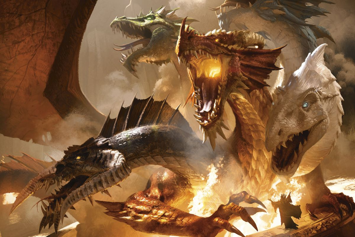 Dungeons Amp Dragons Is Booming Online But Not In The Way