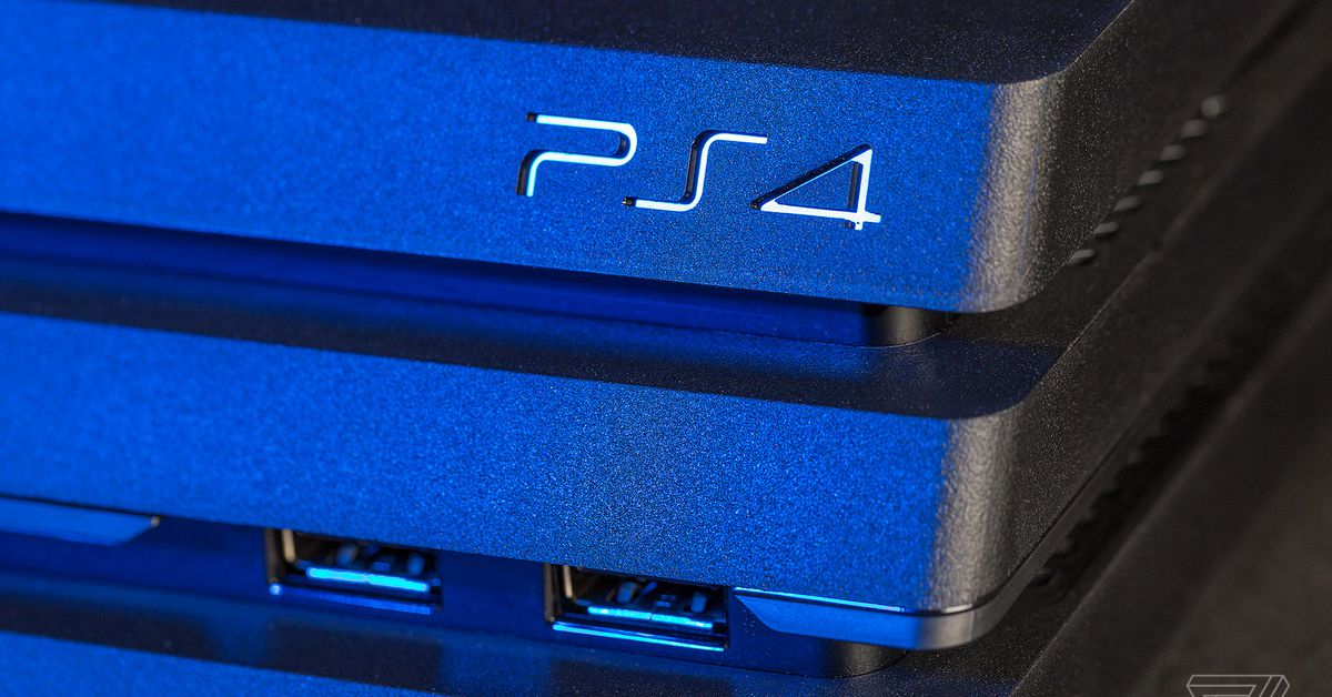 photo of PlayStation 4 reportedly crashing due to malicious message image