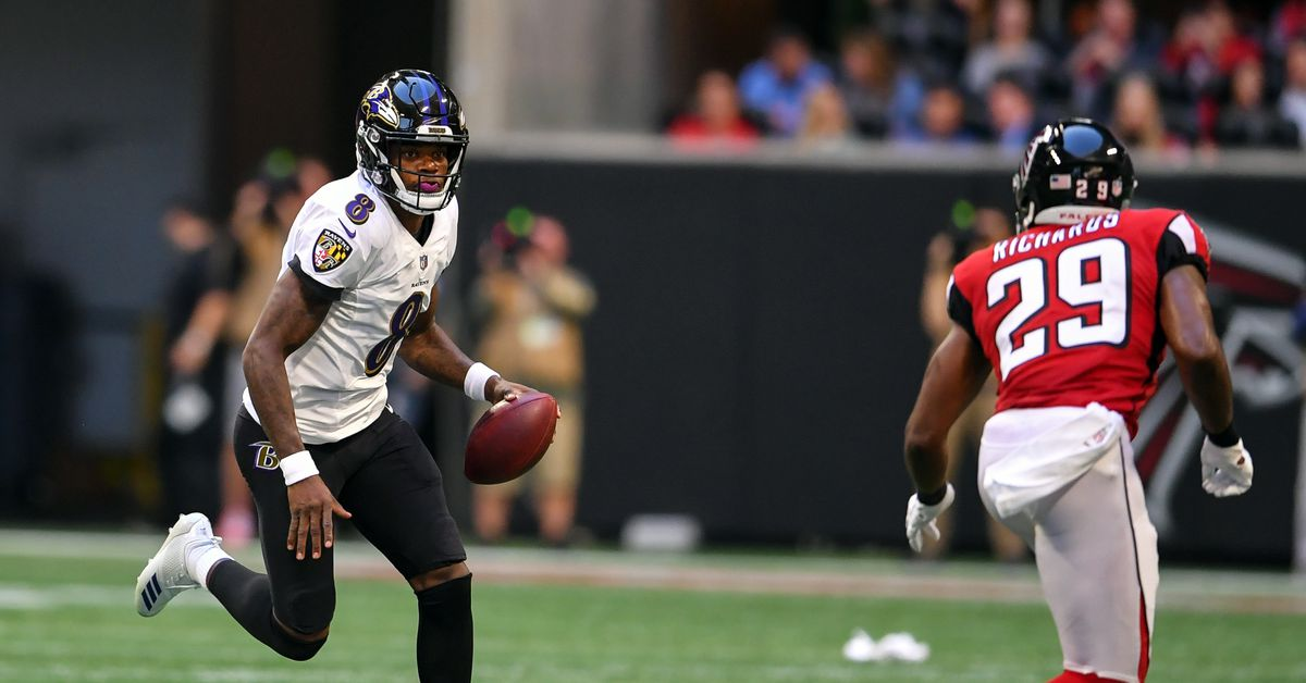 Ravens vs. Falcons: Play of the Week