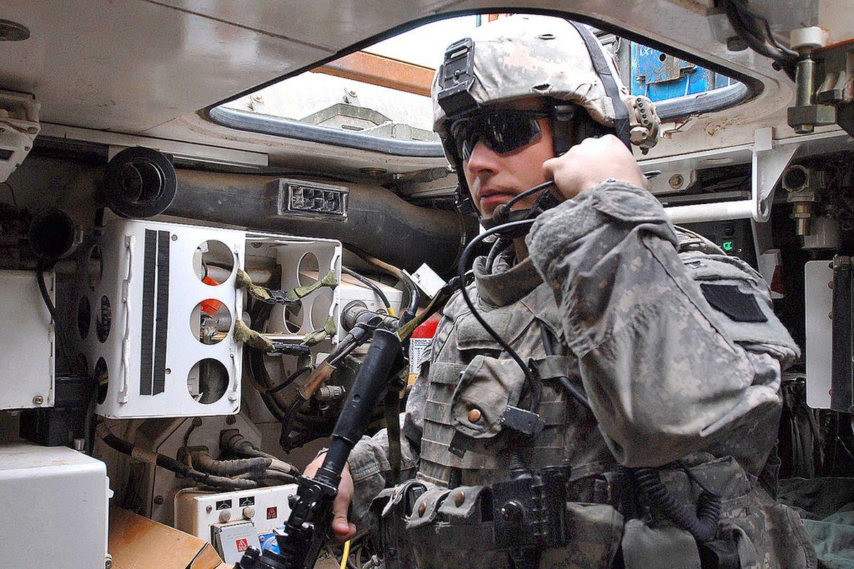 Army Radio FLICKR