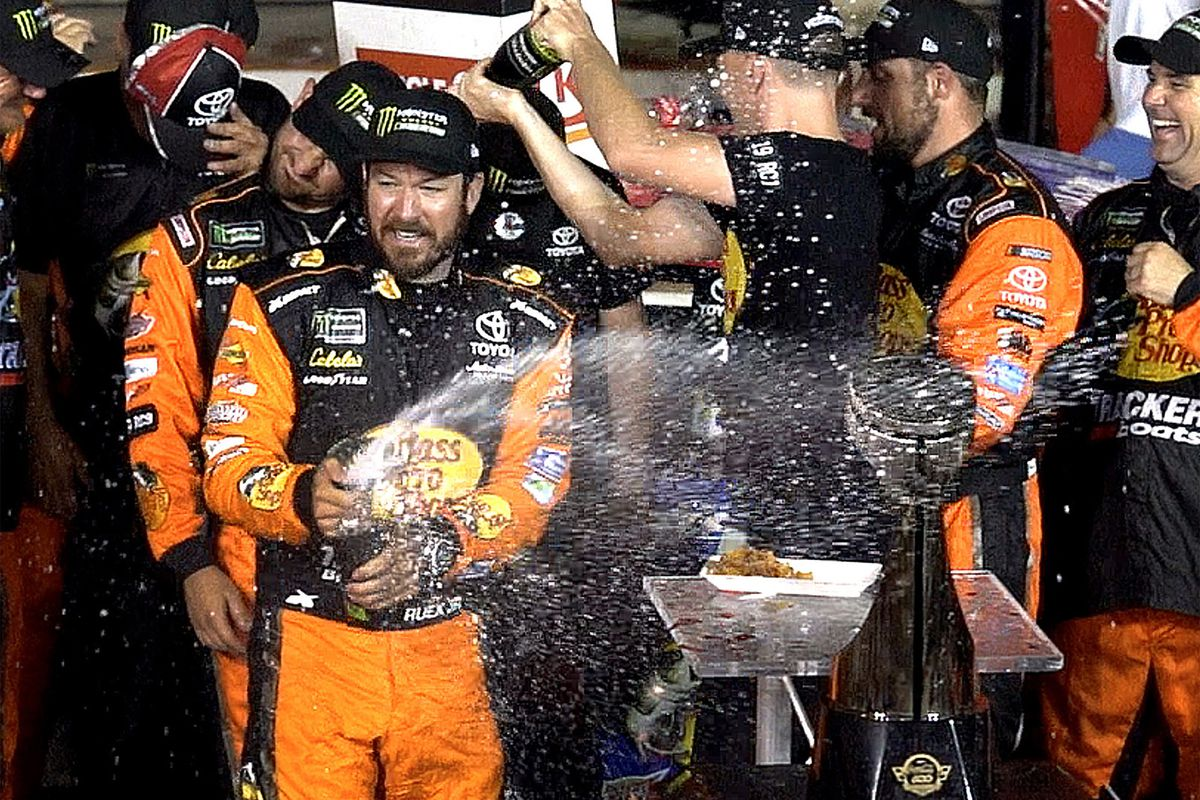 North Carolina governor believes NASCAR will race the Coco-Cola 600 in Charlotte next month