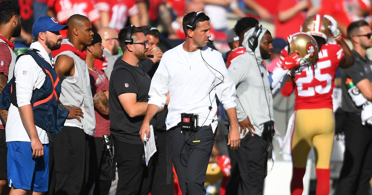 Shanahan hopes to get Witherspoon back in two weeks; Staley by Halloween