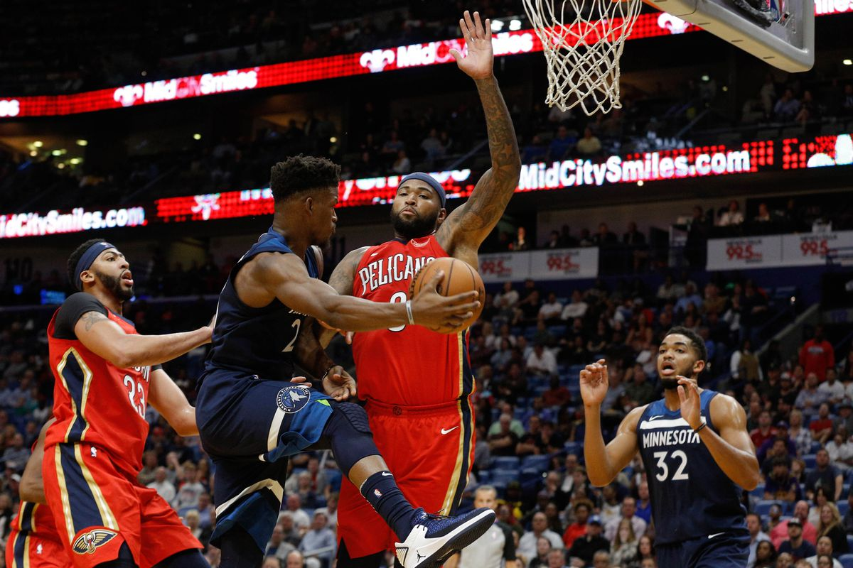 5d110590a92 NBA Preview  New Orleans Pelicans seek first victory over Minnesota  Timberwolves this regular season