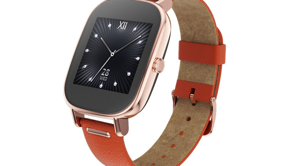 41a7d2afa Asus brings a choice of sizes to Android Wear with ZenWatch 2 - The ...