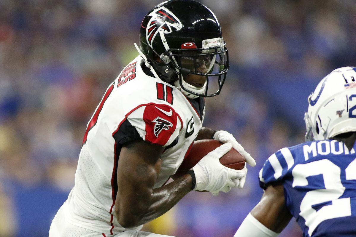 Atlanta Falcons vIndianapolis Colts
