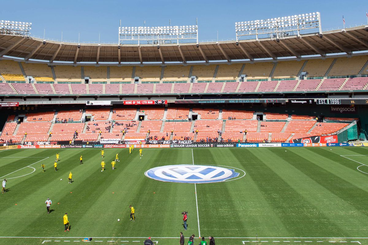 Someday, we will bid farewell to RFK Stadium. What will the new digs bring?